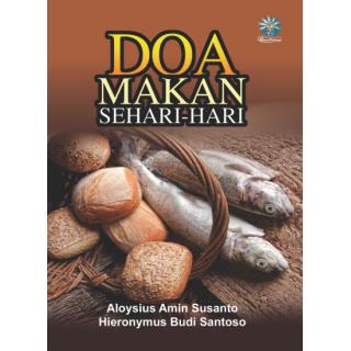 Doa Makan Sehari-hari