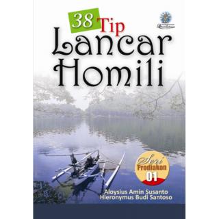 Seri Prodiakon 1 - 38 Tip Lancar Homili