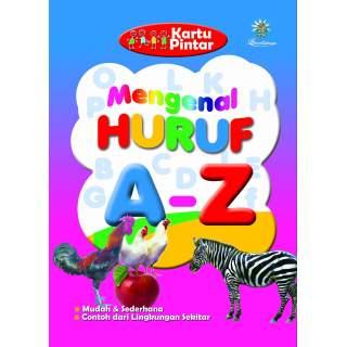 Mengenal Huruf A-Z