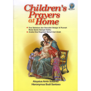 Children's Prayers at Home